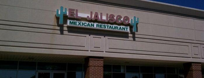 El Jalisco is one of Blair 님이 좋아한 장소.