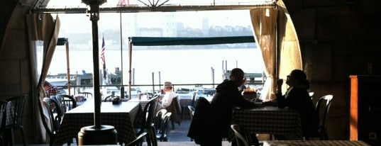 Boat Basin Cafe is one of NYC.