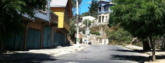 Subida Ecuador is one of Valparaiso / 2013.