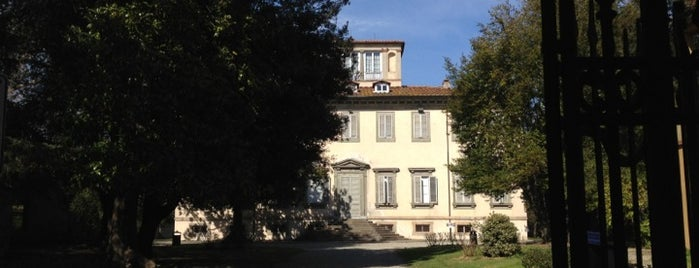 Villa Bottini is one of #invasionidigitali 2013.