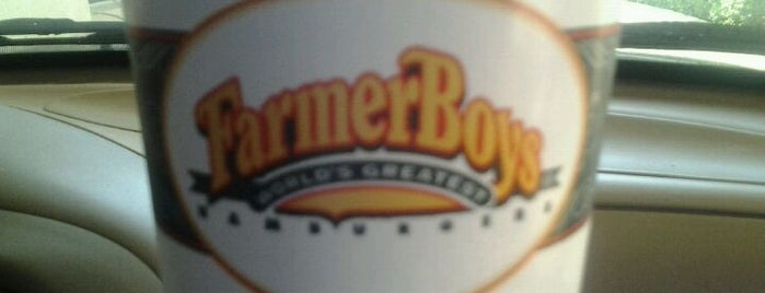 Farmer Boys is one of HairLovers Food to Do list.