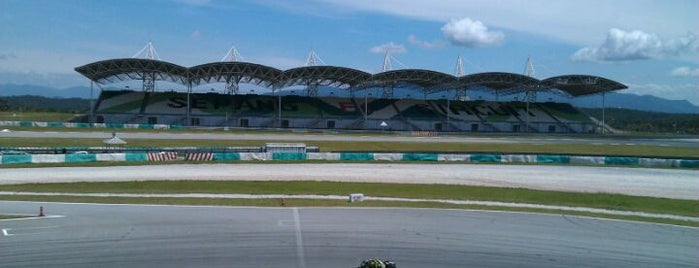 Sepang International Circuit (SIC) is one of Sports Arena's.