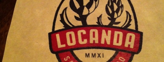 Locanda is one of SF Restaurants.