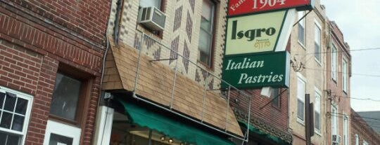 Isgro Pastries is one of South Philly.