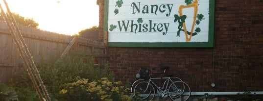 Nancy Whiskey's Pub is one of Detroit's Best.