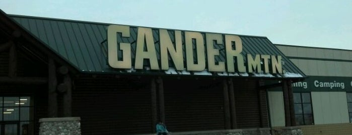 Gander Outdoors is one of My Favorites.
