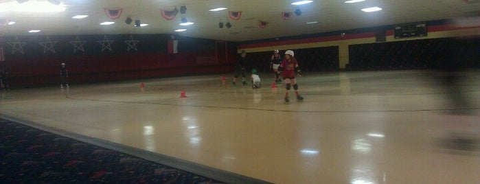 Dairy Ashford Roller Rink is one of Adventure is Out There!.