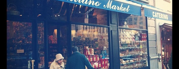 Milano Market is one of Columbia University.