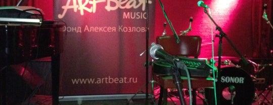 Союз композиторов is one of Jazz in Moscow.