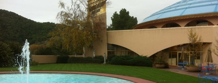 Marin County Civic Center is one of Frank Lloyd Wright.