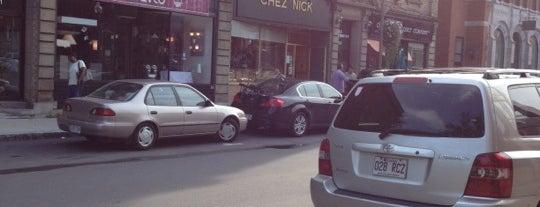 Chez Nick is one of Café und Tee 3.