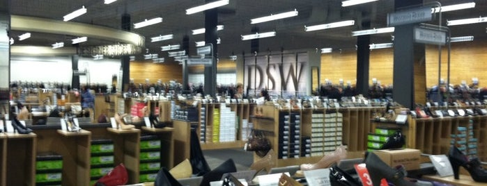 DSW Designer Shoe Warehouse is one of Writing Retreat.