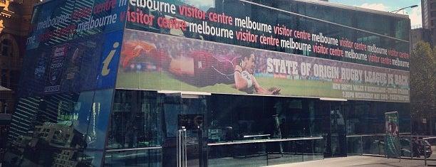 Melbourne Visitor Centre is one of Locais curtidos por João.