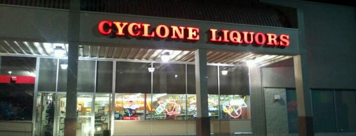 Cyclone Liquors is one of FT7.