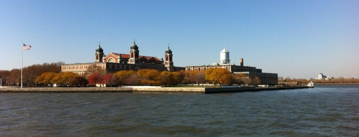 Ellis Island is one of Fun Places in NYC Metro-Area.