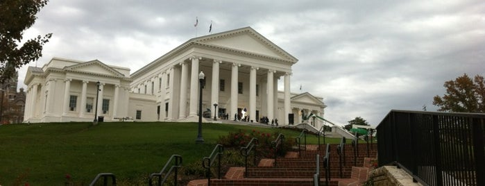 Capitol Square is one of Your City Guide to RVA #VisitUS (Richmond, VA).
