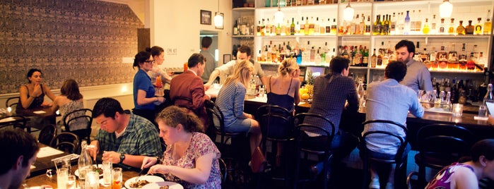 The Beagle is one of NYC's best date spots.