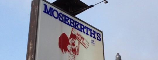 Moseberth's Fried Chicken is one of Hampton Roads Spots.