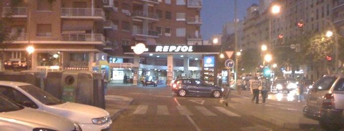 E.S. Repsol #34163 is one of Cris'in Beğendiği Mekanlar.