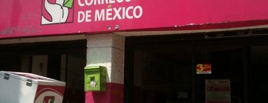 Correos De Mexico is one of Tempat yang Disukai Giovo.