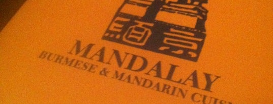 Mandalay is one of 2017 in SF.