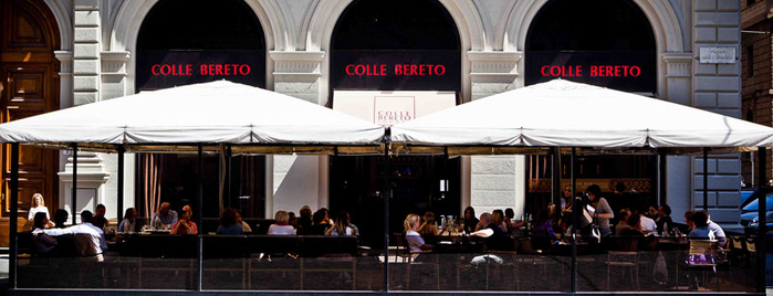 Colle Bereto is one of Florence Bars, Cafes, Food, POI.