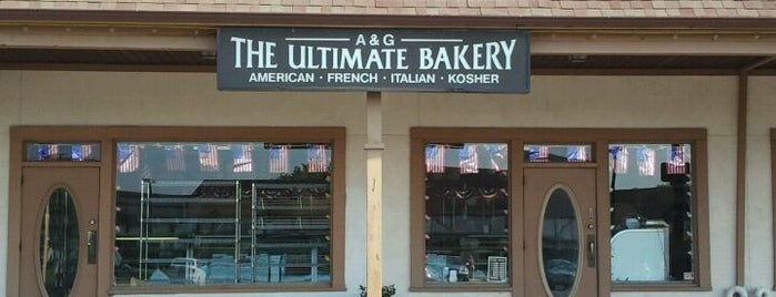 A&G Bakery is one of LI Places Bucket List:.