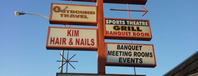 Ricky's Sports Theatre & Grill is one of Top 100 Bay Area Bars (According to the SF Chron).