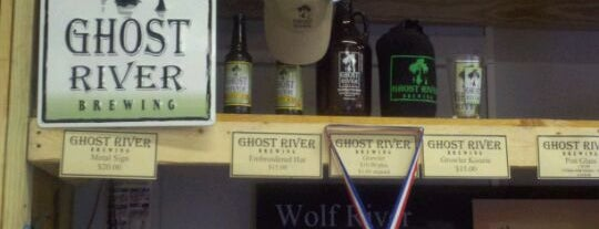 Ghost River Brewing Co. is one of Memphis.