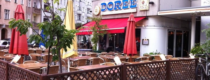 Doree is one of Berlin Restaurant.