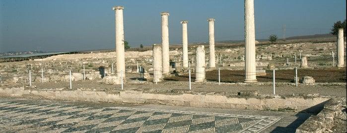 Αρχαιολογικός Χώρος Πέλλας is one of Central Macedonia.