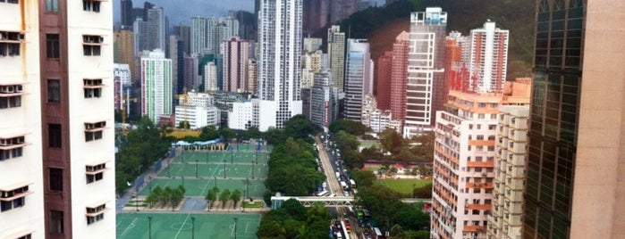 Regal Hong Kong Hotel is one of Locais curtidos por Shank.