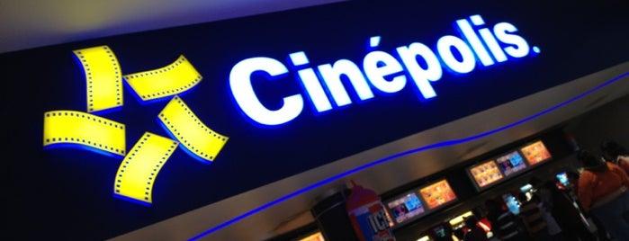Cinépolis is one of สถานที่ที่ Addie ถูกใจ.