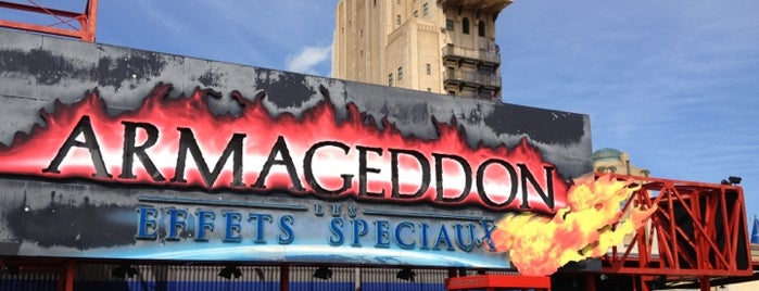 Armageddon : Les Effets Spéciaux is one of Parijs.