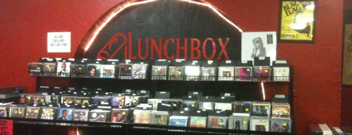 Lunchbox Records is one of Creative Loafer - lvl x10 (tested).
