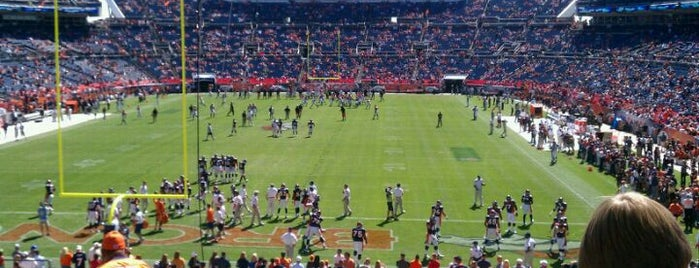 Empower Field at Mile High is one of Best Stadiums.