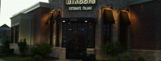 Biaggi's Ristorante Italiano is one of Illinois.
