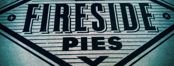 Fireside Pies is one of Locais curtidos por Lewis.