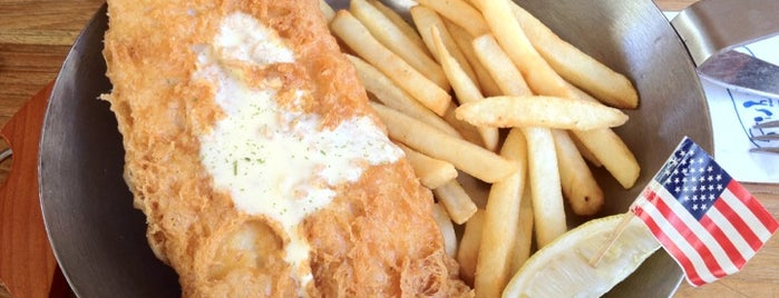 Fish & Co is one of In Foods We Trust.