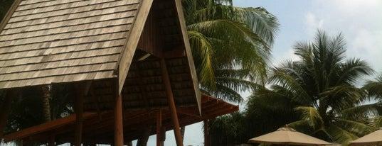 SALA Samui Resort & Spa is one of Tempat yang Disimpan Arevik.