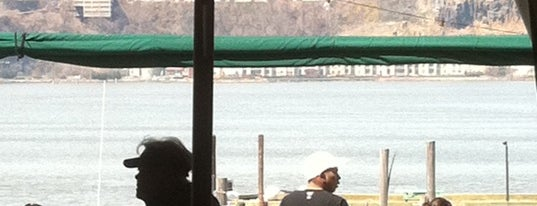 Boat Basin Cafe is one of Pelin's NYC Favs.