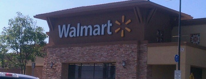 Walmart is one of Orte, die John gefallen.