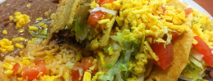 Amaya's Taco Village is one of Gwen's Guide to Austin's best spots.