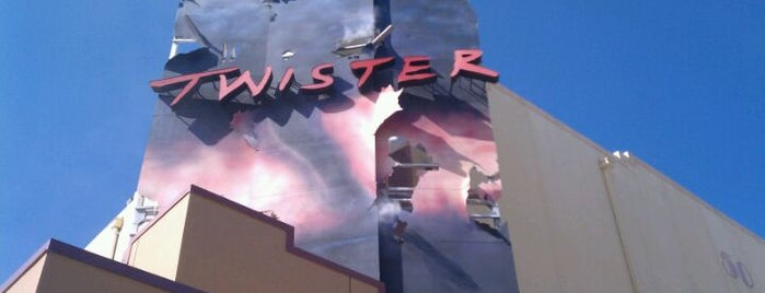 Twister...Ride It Out is one of Orte, die Fernando gefallen.