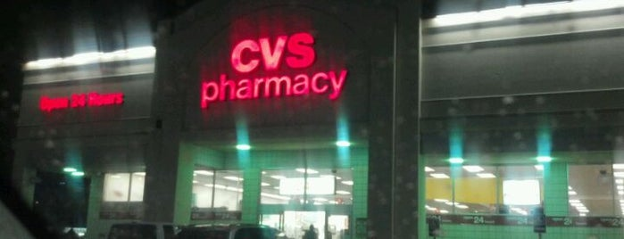 CVS pharmacy is one of al's Liked Places.