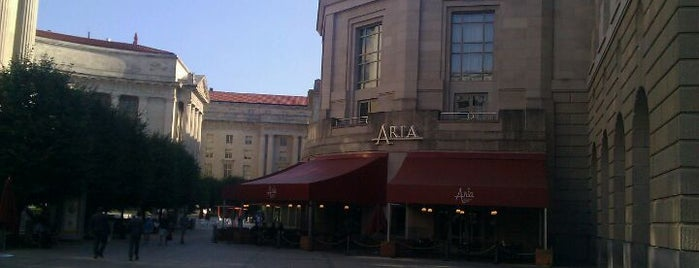Aria Pizzeria & Bar is one of Guide to Washington's best spots.