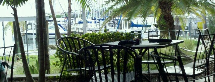 Circles Waterfront Dining is one of Tampa Eateries.