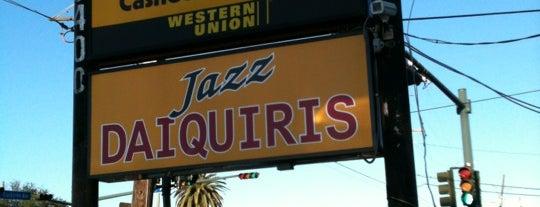 Jazz Daiquiri Lounge is one of Nola.