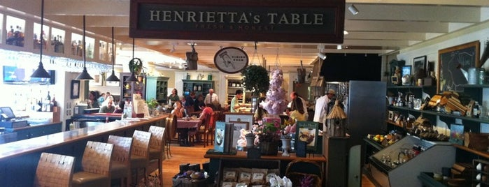 Henrietta's Table is one of BUcket List.