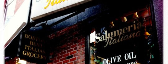 Salumeria Italiana is one of Dave 님이 좋아한 장소.
